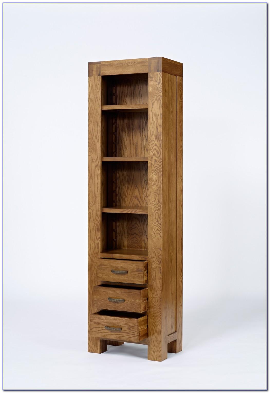 Reclaimed Oak Bookcase Uk