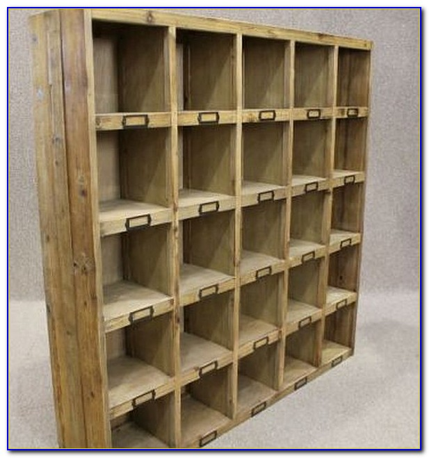 Reclaimed Pine Bookcase Uk