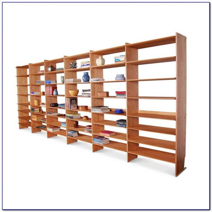 Red Oak Bookshelf