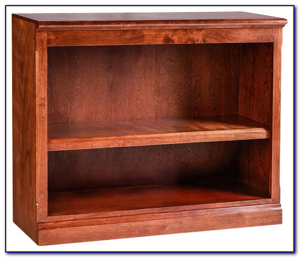 Red Oak Bookshelves