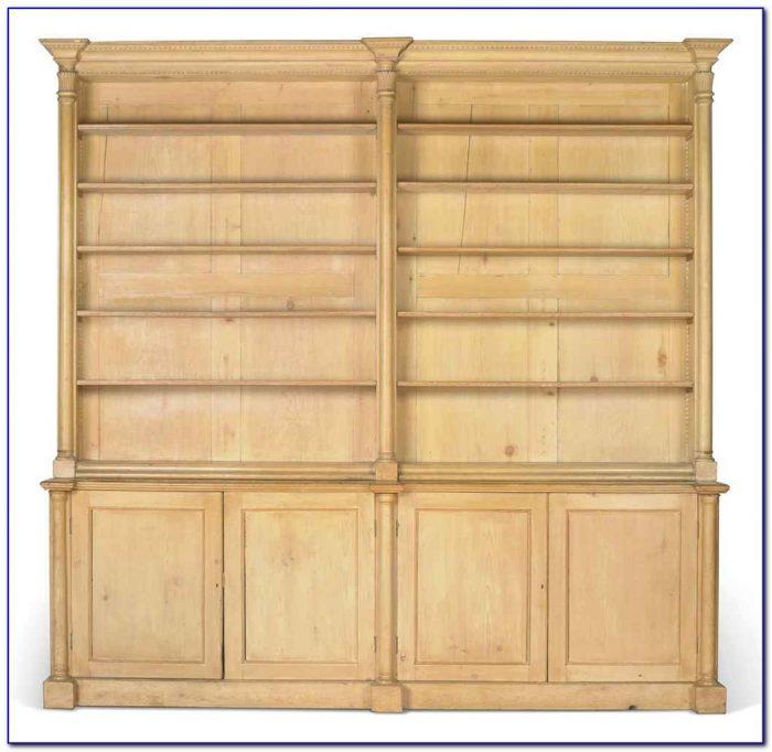Rio Large Pine Bookcase
