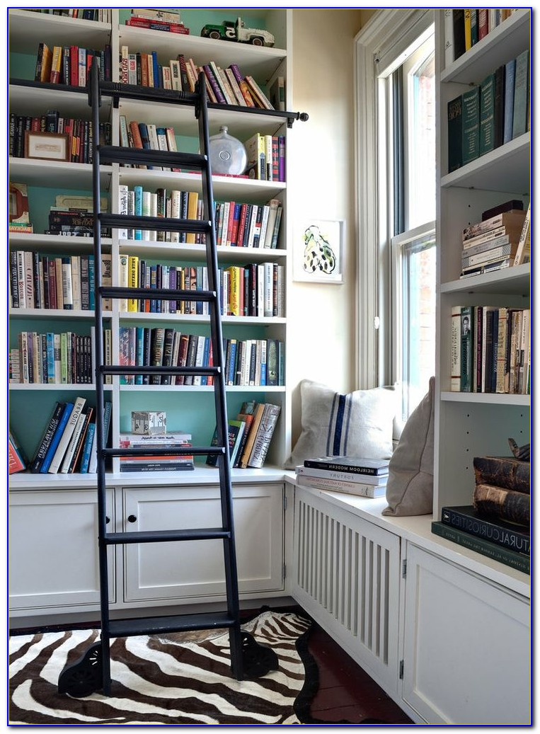 Rolling Ladders For Bookcases