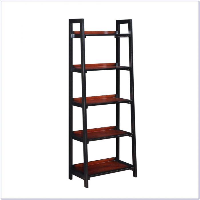 Kitchen Ladder Shelf: Bookcase : Home Design Ideas