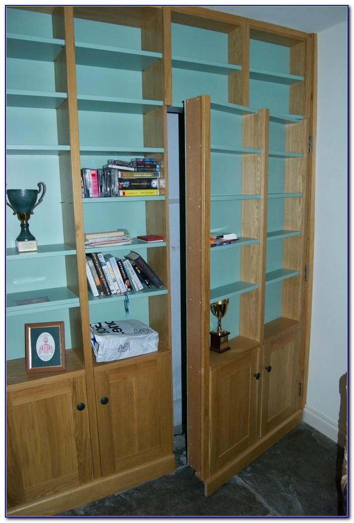 Secret Passage Bookcase Door