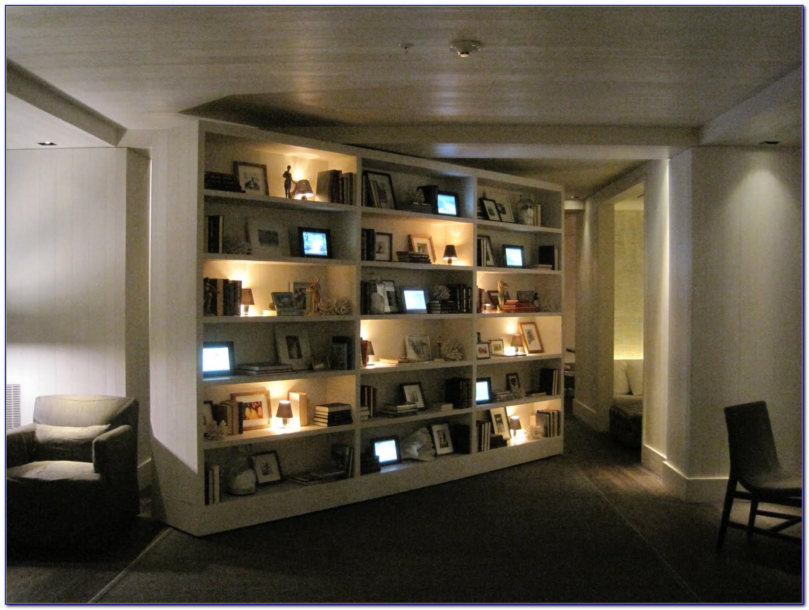 Secret Passage Bookshelf Door