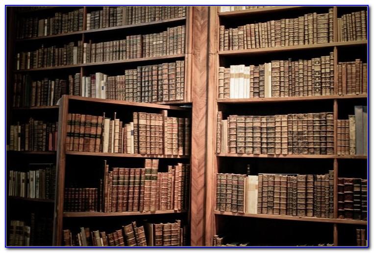 Secret Passage Bookshelf