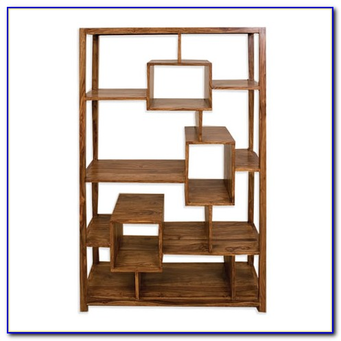 Sheesham Wood Small Bookcase