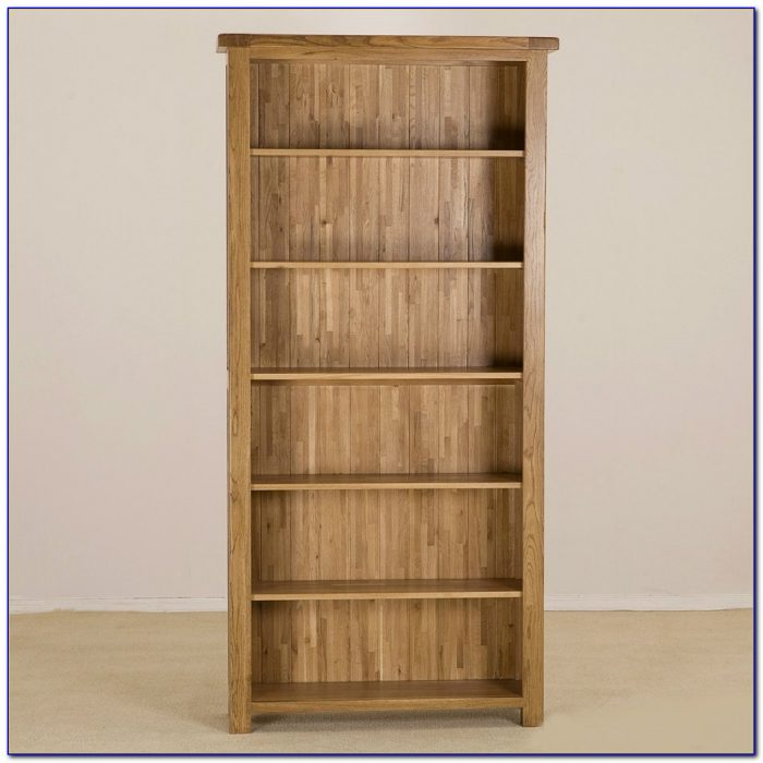 Tall 4 Shelf Bookcase