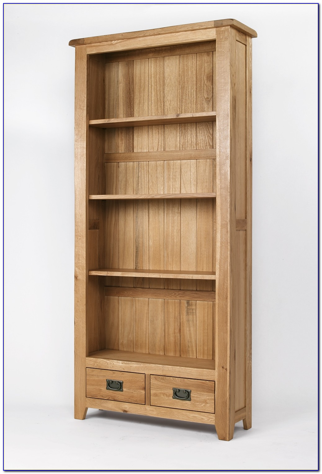 Tall Shelves Bookcase