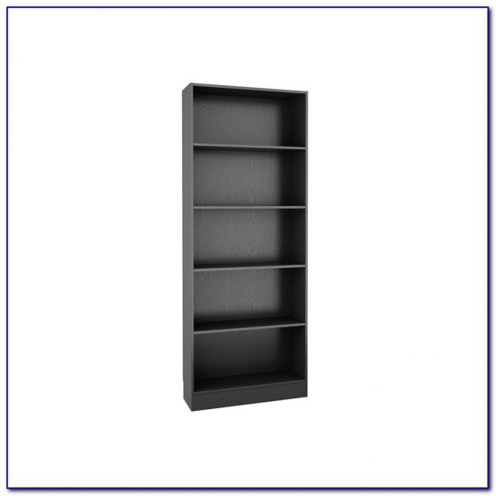 Threshold Carson Corner Bookcase Ebony