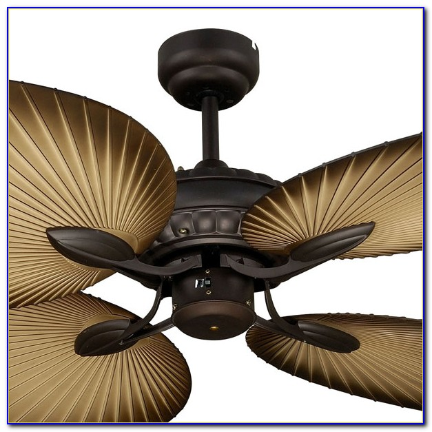Tropical Style Ceiling Fans With Lights
