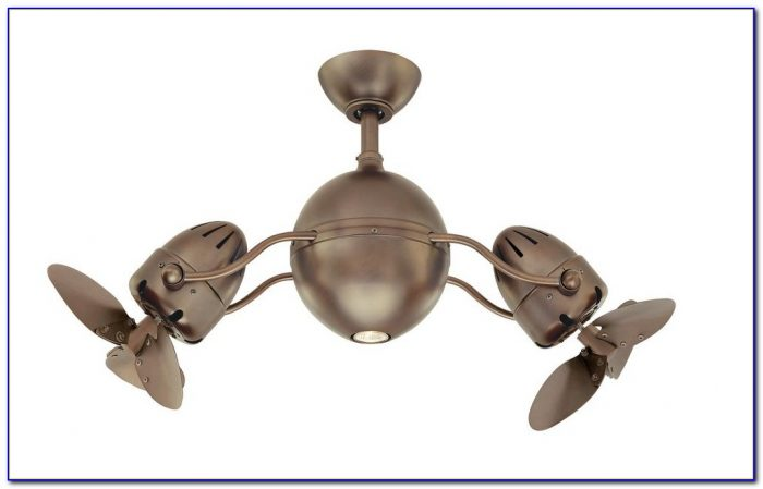 Twin Star Ii Dual Motor Ceiling Fan