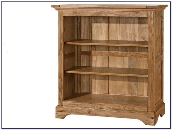 Westbury Reclaimed Oak Bookcase