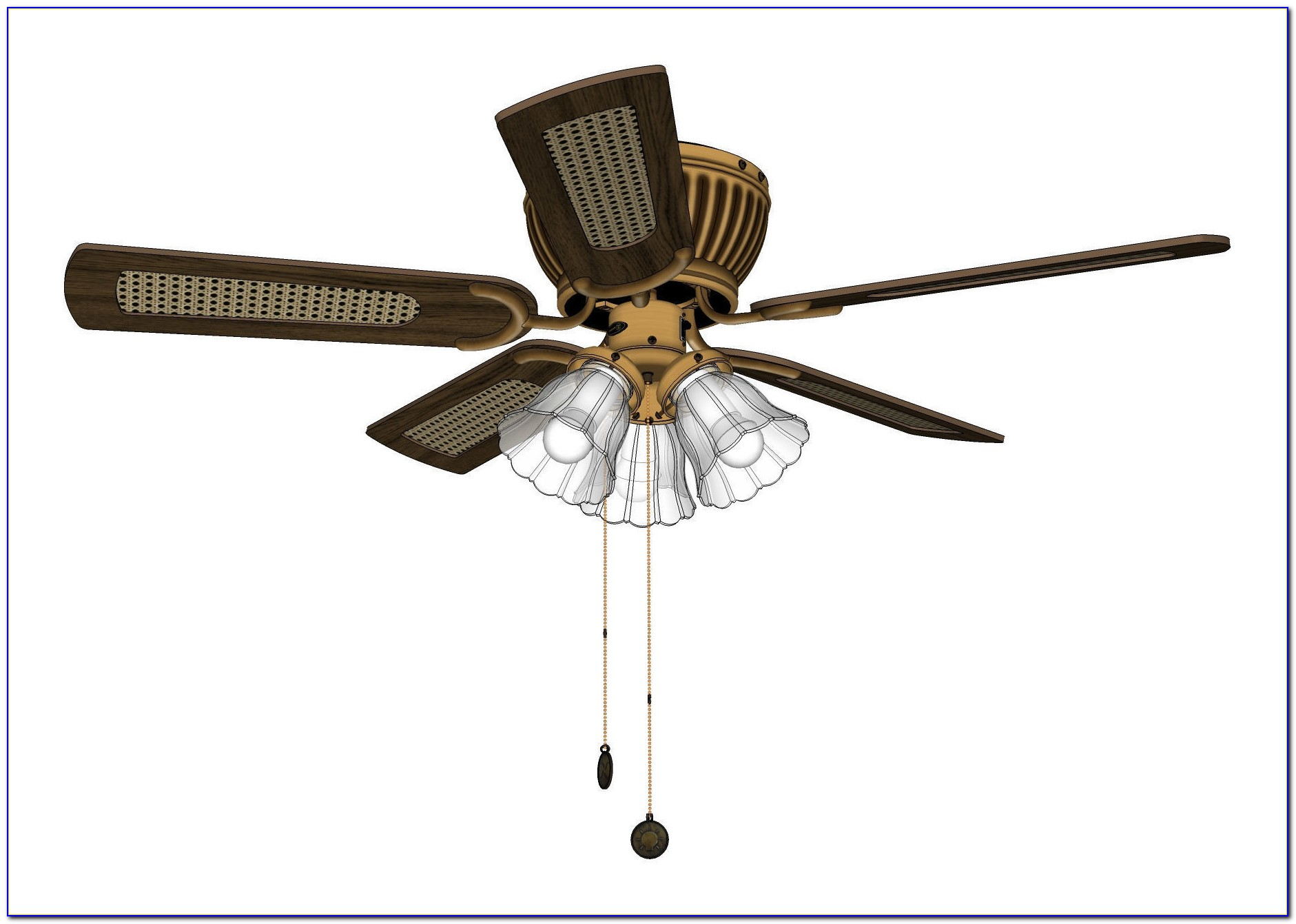 Westinghouse 56 Industrial Ceiling Fan