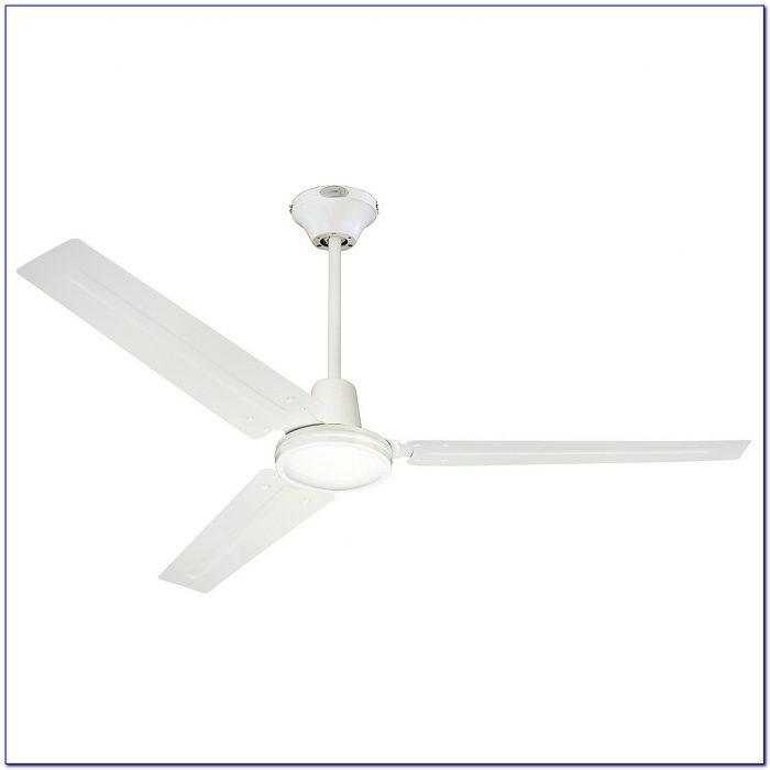 Westinghouse Industrial Ceiling Fan White