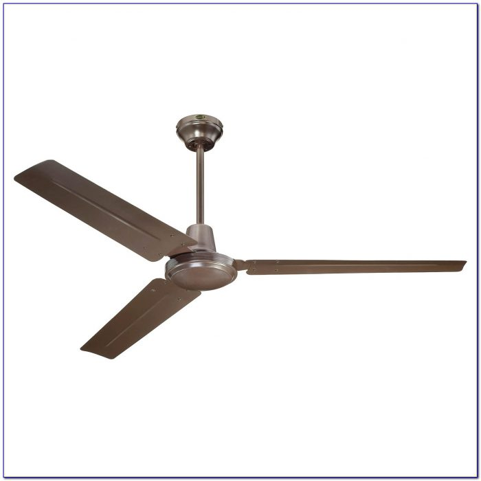 Westinghouse Industrial Ceiling Fan With Light