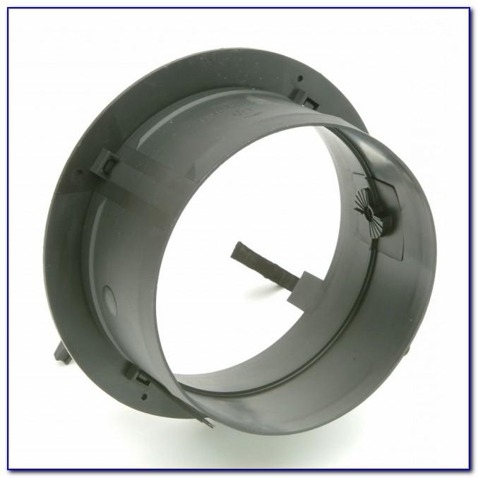 12 Round Ceiling Diffuser Damper