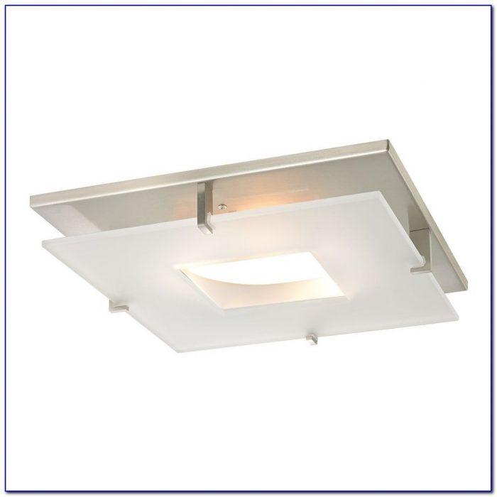 12 Square Ceiling Light Fixture