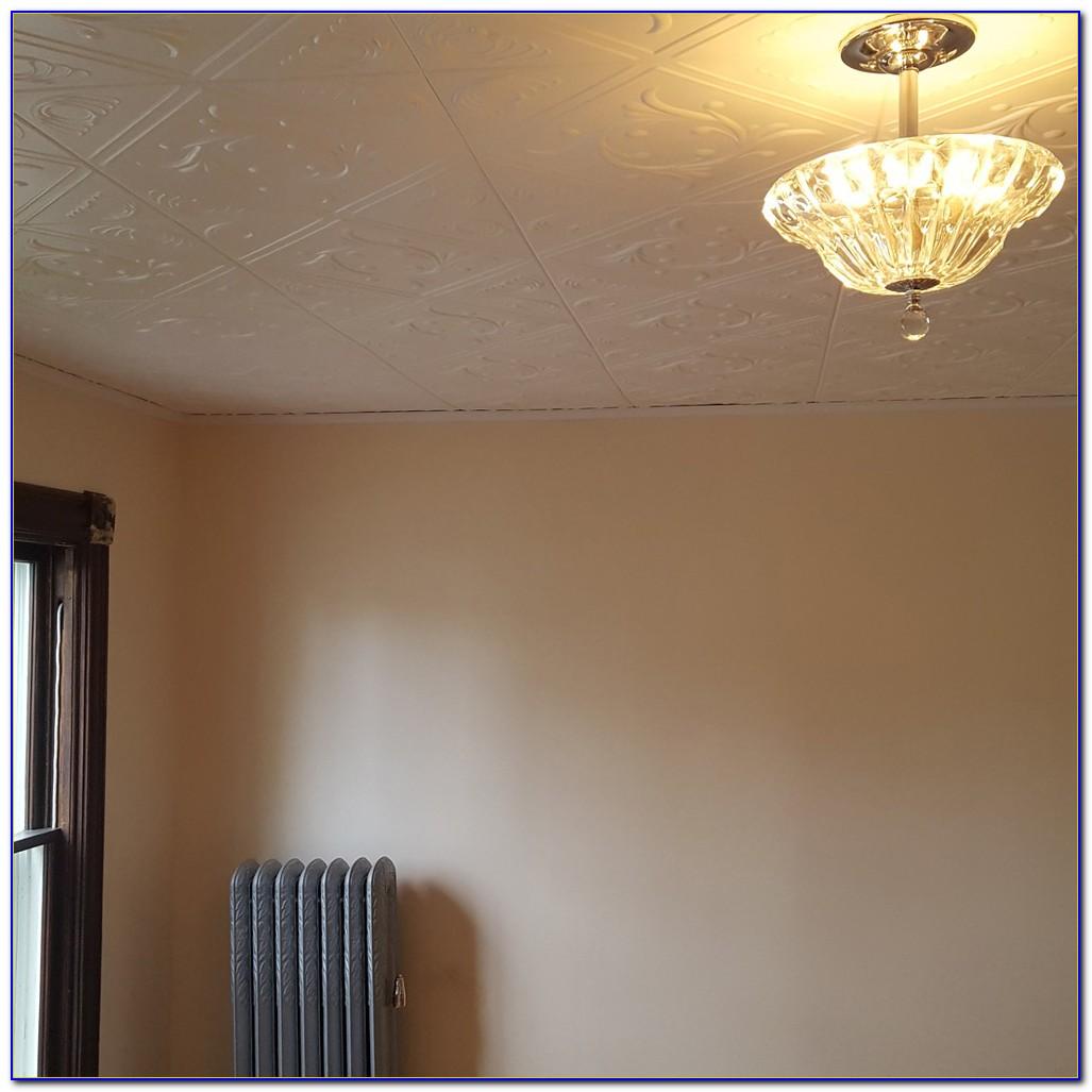 24 X 48 Black Ceiling Tiles