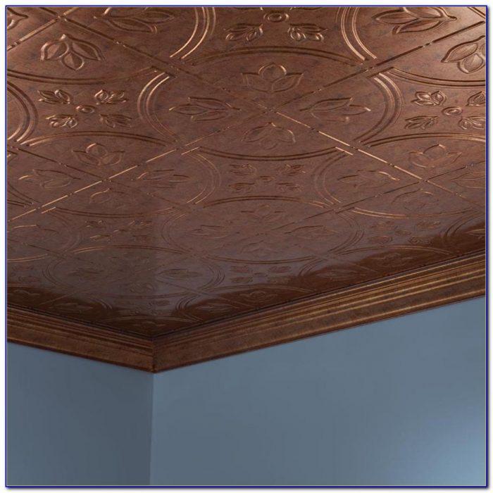 Vinyl Coated 2 215 4 Ceiling Tiles Ceiling Home Design