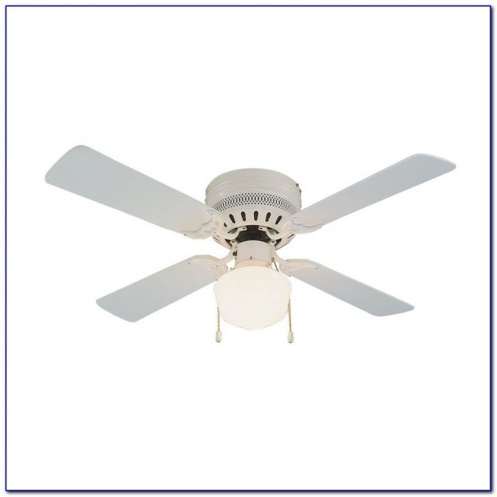 42 Inch Flush Mount Ceiling Fan With Remote