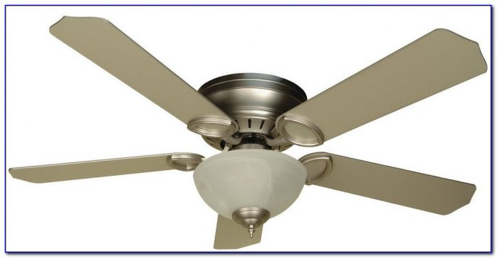 52 Hugger Ceiling Fan With Remote