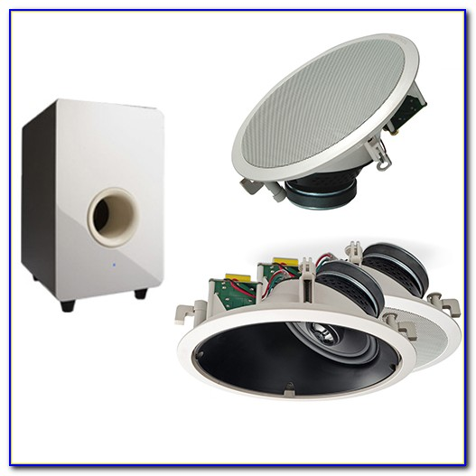 7.1 Surround Sound In Ceiling Speakers