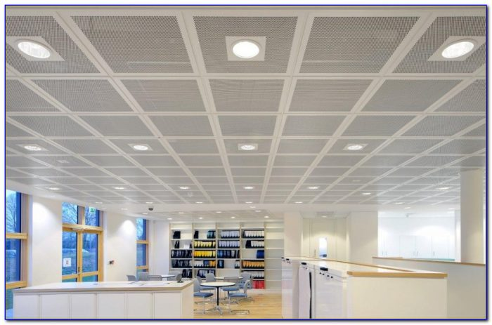 Acoustic Foam Drop Ceiling Tiles