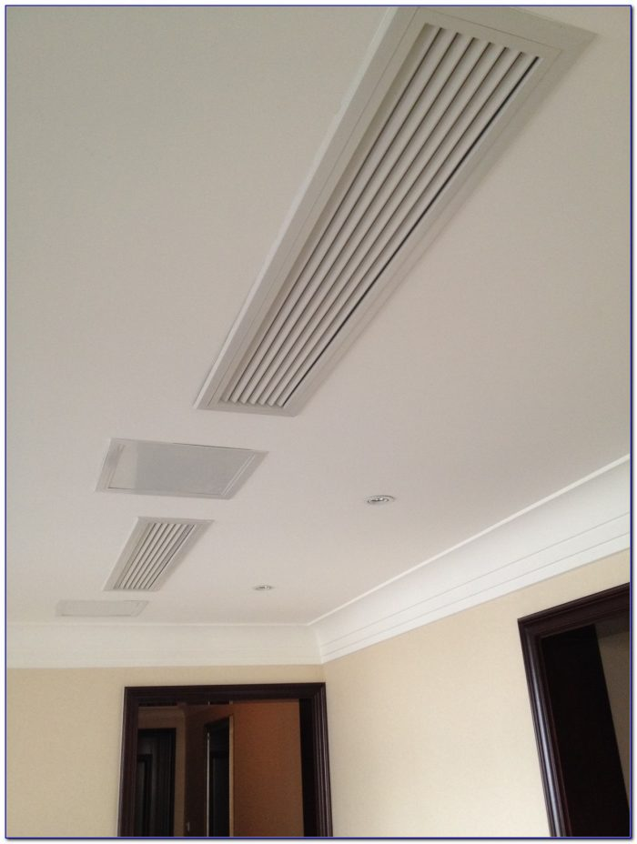 Air Conditioner Ceiling Vent Clips