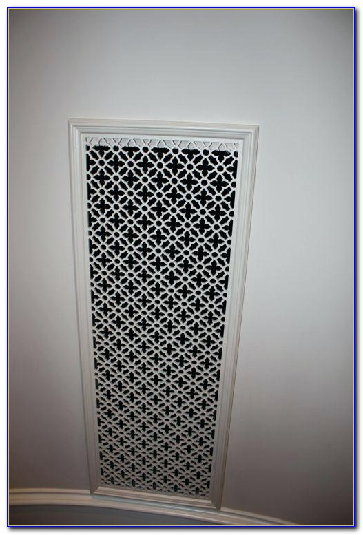 Air Conditioner Ceiling Vent Deflector