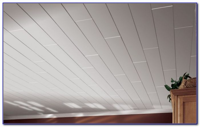 Armstrong Commercial Wood Plank Ceiling