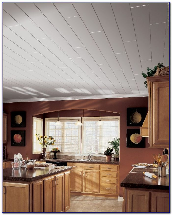 Armstrong Wood Plank Ceiling