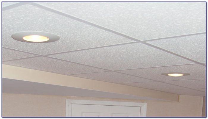 Basement Drop Ceiling Lighting Options