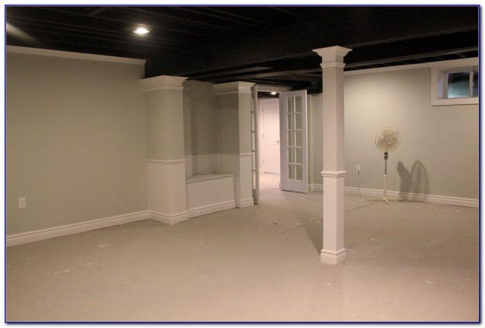 Basement Lighting Drop Ceiling