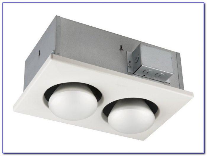 Bathroom Ceiling Heat Light