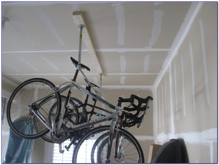 Bike Rack For Garage Ceiling