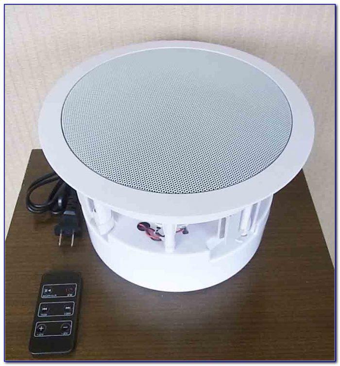 Bluetooth In Ceiling Speakers
