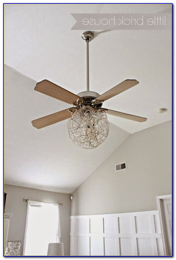 Ceiling Fan Blade Covers Tropical