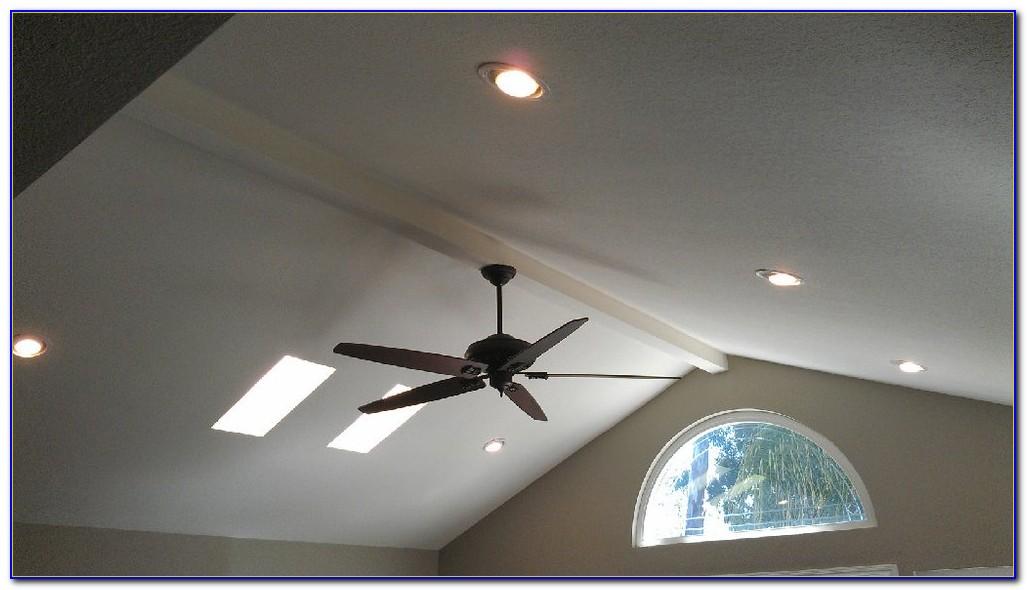 Ceiling Fan Sloped Ceiling Kit