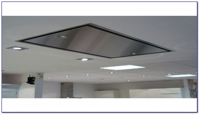 Ceiling Mounted Exhaust Hood