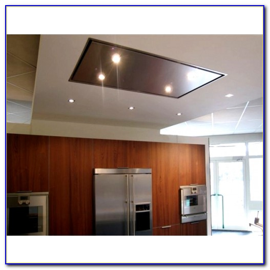 Ceiling Mounted Extractor Hood 60cm