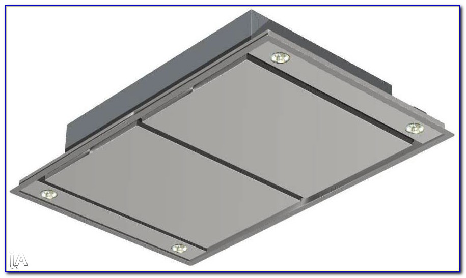Ceiling Mounted Kitchen Exhaust Hood