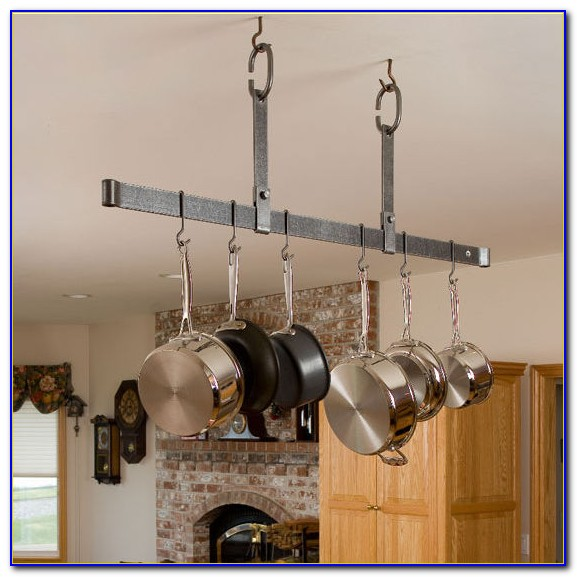 Ceiling Mounted Pan Rack