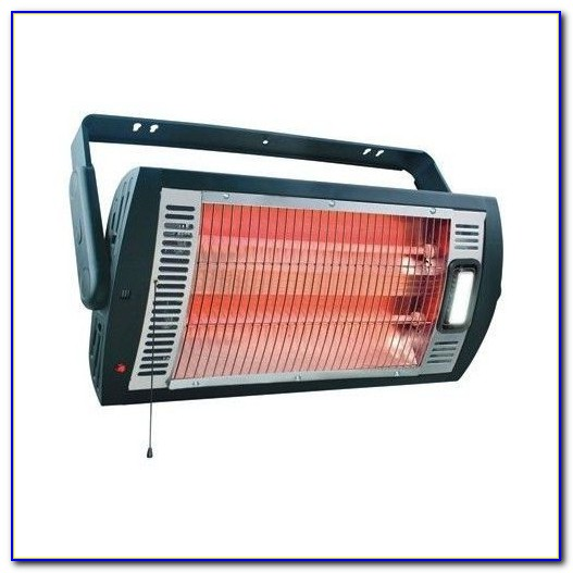 Ceiling Mounted Propane Garage Heaters