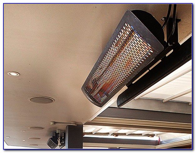 Ceiling Mounted Propane Radiant Heaters