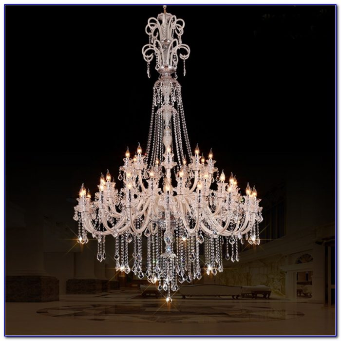 Contemporary Chandeliers For High Ceilings