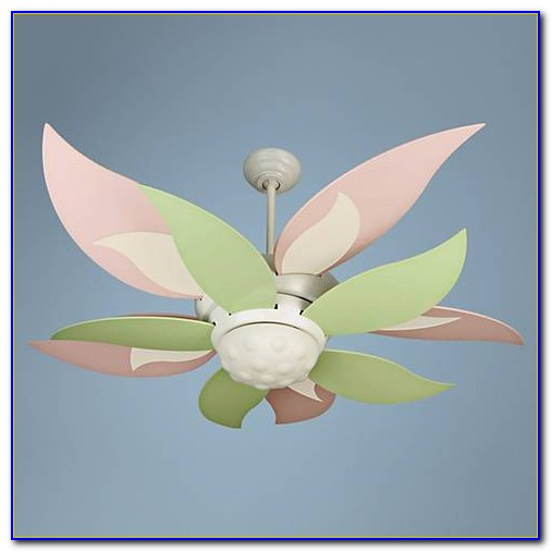 Craftmade Pink Bloom Ceiling Fan