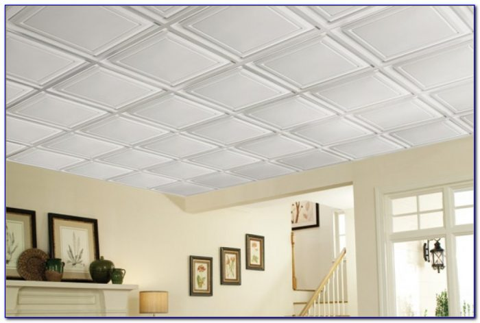 Different Types Of Drop Ceilings