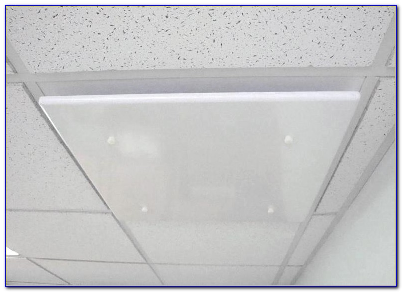 Drop Ceiling Air Vent Deflector