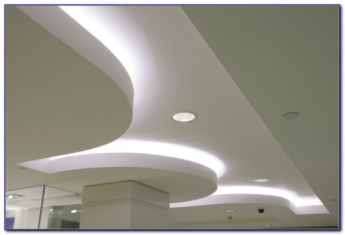 Drop Ceiling Recessed Lighting